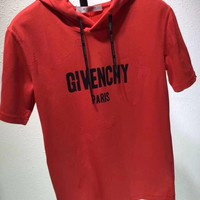 100% Authentic 2018ss Givenchy T Shir ★ 020