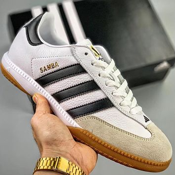 Trendsetter Adidas Samba Sambamillenium Club Men Fashion Casual Sneakers Sport Shoes