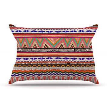 "Vasare Nar ""Native Tessellation"" Pillow Case"