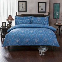 New Design Bedding sets 3/4pcs bed set  bed sheet bed linen duvet cover super king size bedspread pillowcase