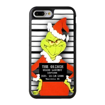 The Grinch iPhone 8 Plus Case