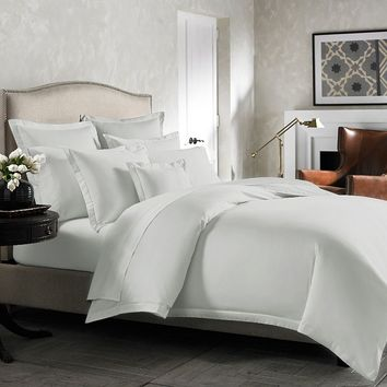Kassatex Lisse 300-Thread Count Tencel Duvet Cover