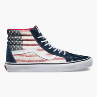 VANS Americana Sk8-Hi Reissue Womens Shoes | Sneakers