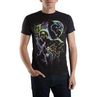 Black Panther Movie Graphic T-Shirt