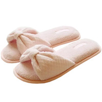 Bow Indoors Anti-Slip Slippers