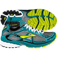 Brooks Women's Ravenna 4 Running Shoe - Teal/Lime | DICK'S Sporting Goods