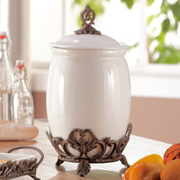 SPI Entertaining Collection Classic Canister