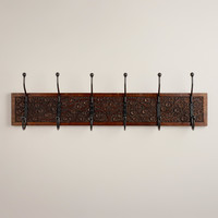 Veda Wall Rack - World Market