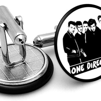 One Direction Cufflinks