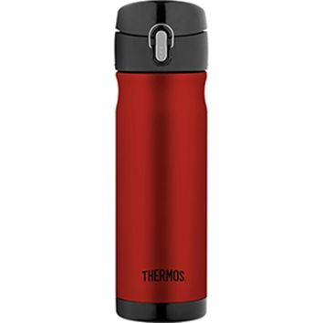 Thermos Elite Vacuum Insulated 16oz Commuter Bottle - Cranberry