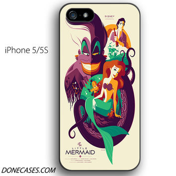 little mermaid iPhone 5 / 5S Case