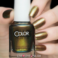 Color Club Editorial Nail Polish (In True Fashion - Fall 2012 Collection)
