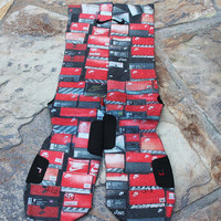 Nike Sneaker Box Elite Socks custom by SNEAKERHEADSCLOTHING
