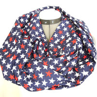 Infinity Scarf // Four of July Stars