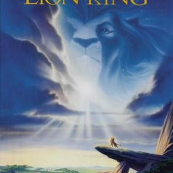 Lion King Movie Poster 11x17 Mini Poster