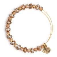 Copper Tinsel Beaded Bangle | Alex and Ani