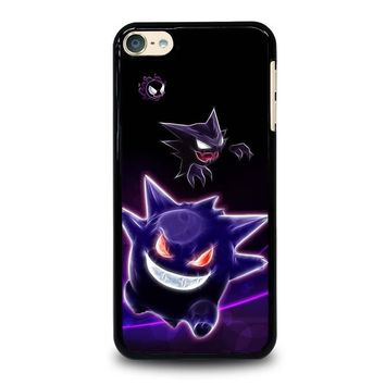 GENGAR POKEMON iPod Touch 6 Case Cover