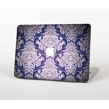 The Royal Purple Laced Wallpaper Skin for the Apple MacBook Air 13""