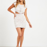 Thailah Dress - White