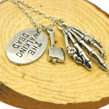 Walker Charms Necklace