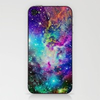 Nebula iPhone & iPod Skin