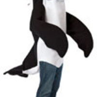Adults Killer Whale Costume