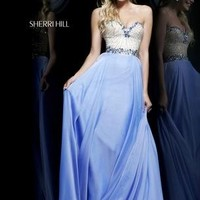 Sherri Hill 1923 Sherri Hill Betsy's Prom in Vassar, MI 2014 Best Prom and Pageant Dresses
