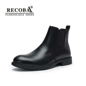 188a45ef8c7 Best Leather Chelsea Ankle Boots Products on Wanelo