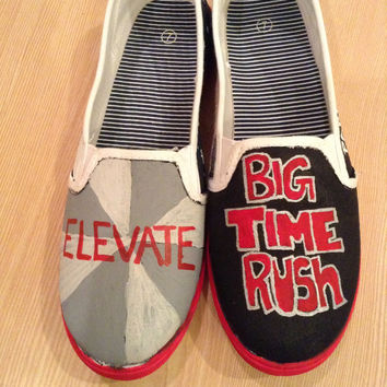 Big time rush shoes