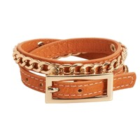 Pretty Little Liars Spencer Faux Leather Wrap Bracelet