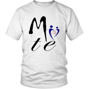 (Soul) Mate - Make Everyday Valentine's Day Unisex Shirt (10 colors)