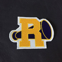 IRON ON PATCH Riverdale River Vixens Cheer Leader Cosplay Diy  Embroidery Southside Serpant Iron On Betty Veronica Jughead Cole Sprouse