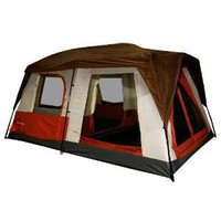 Suisse Sport 14' x 10' Montana Family Dome Tent With Screened Porch Room