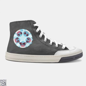 Squirtle Squad, Pokemon Skate Shoe