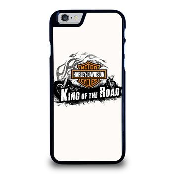 HARLEY DAVIDSON KING OF ROAD iPhone 6 / 6S Case Cover