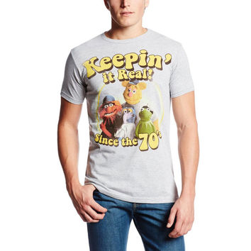 Muppets - Since the 70's Adult T-Shirt