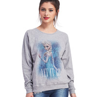 Frozen™ Reversible Long Sleeve Tee | Wet Seal