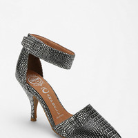 Urban Outfitters - Jeffrey Campbell Solitaire Scaled Platform Heel