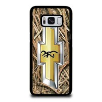 CAMO BROWNING CHEVY Samsung Galaxy S8 Case Cover