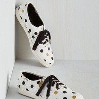 Quirky Dot You'd Never Ask Sneaker