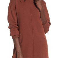 BP. Seam Front Tunic Sweater | Nordstrom