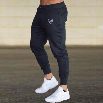 New Jogging Pants Men Solid Sport Pants Men GYM Training Running Pants Sportswear Sport Trousers Jogging Sweatpants Trackpants