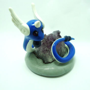 POKEMON: DRAGONAIR Sculpture - Make to Order
