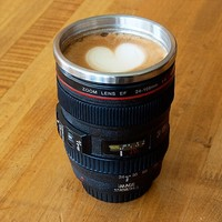 OBD-Hotsales Canon logo Creative Canon Coffee Mug 1:1 EF 24-105 mm f/4L IS