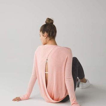 Bring It Backbend Sweater