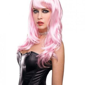Candy Wig Baby Pink