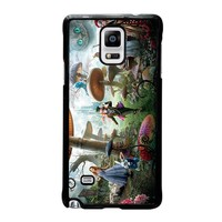 ALICE IN WONDERLAND Disney Samsung Galaxy Note 4 Case Cover
