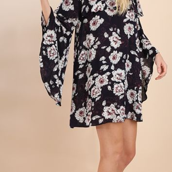 Umgee Off The Shoulder Dress