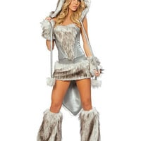 The Wolf Costume | Sexy Clothes Womens Sexy Dresses Sexy Clubwear Sexy Swimwear | Flirt Catalog