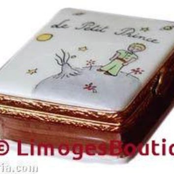 The Little Prince Book Limoges Boxes